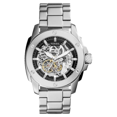 Fossil orologio acciaio uomo