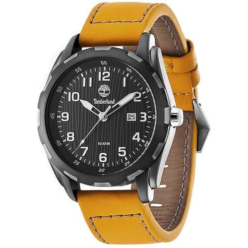 orologio uomo acciaio timberland