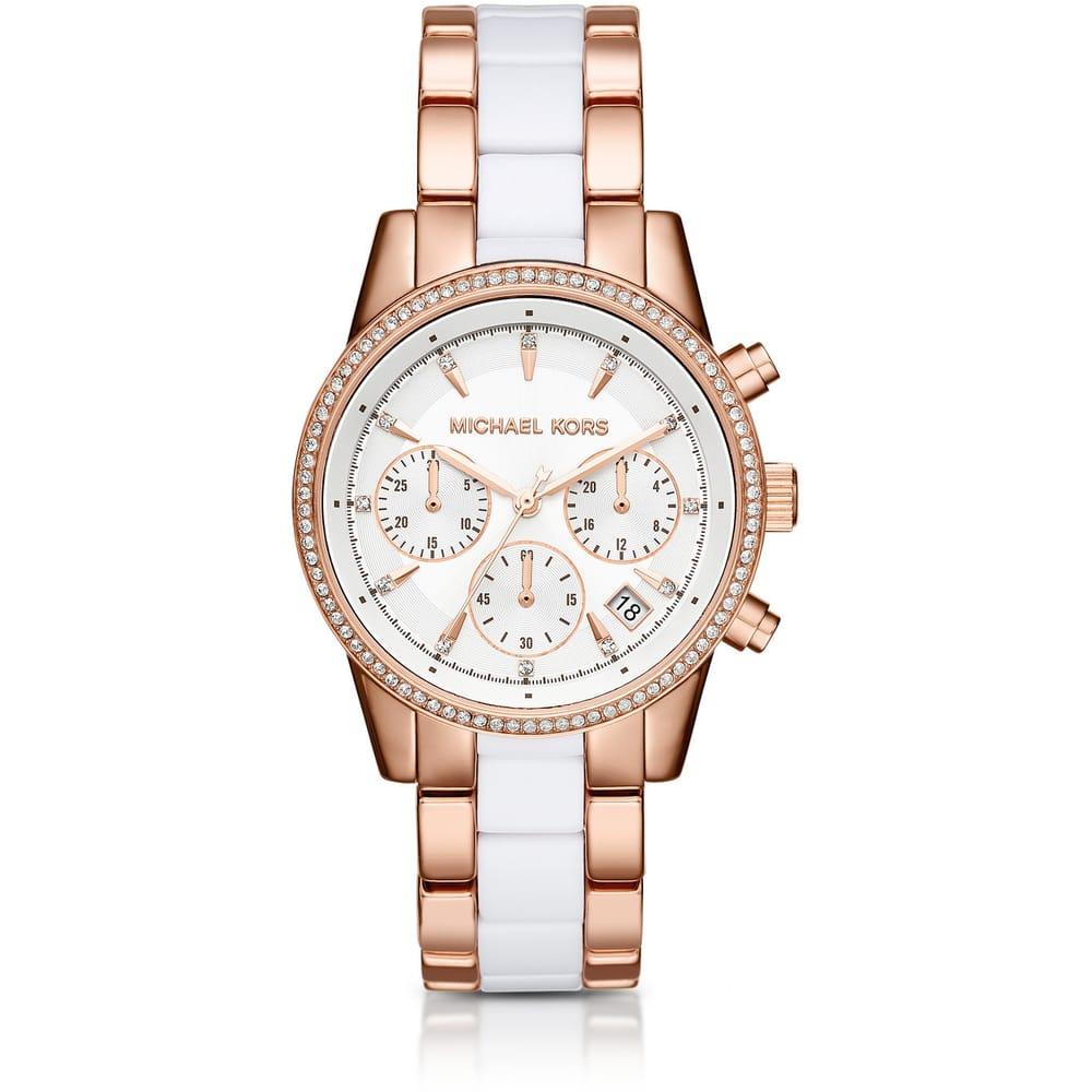 Orologio Cronografo da Donna Michael Kors MK6324, Ritz 2019