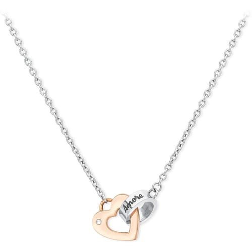 COLLAR 2JEWELS LINK WITH LOVE - 251503