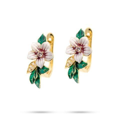 Orecchini Bluespirit Flower - P.62L901000100