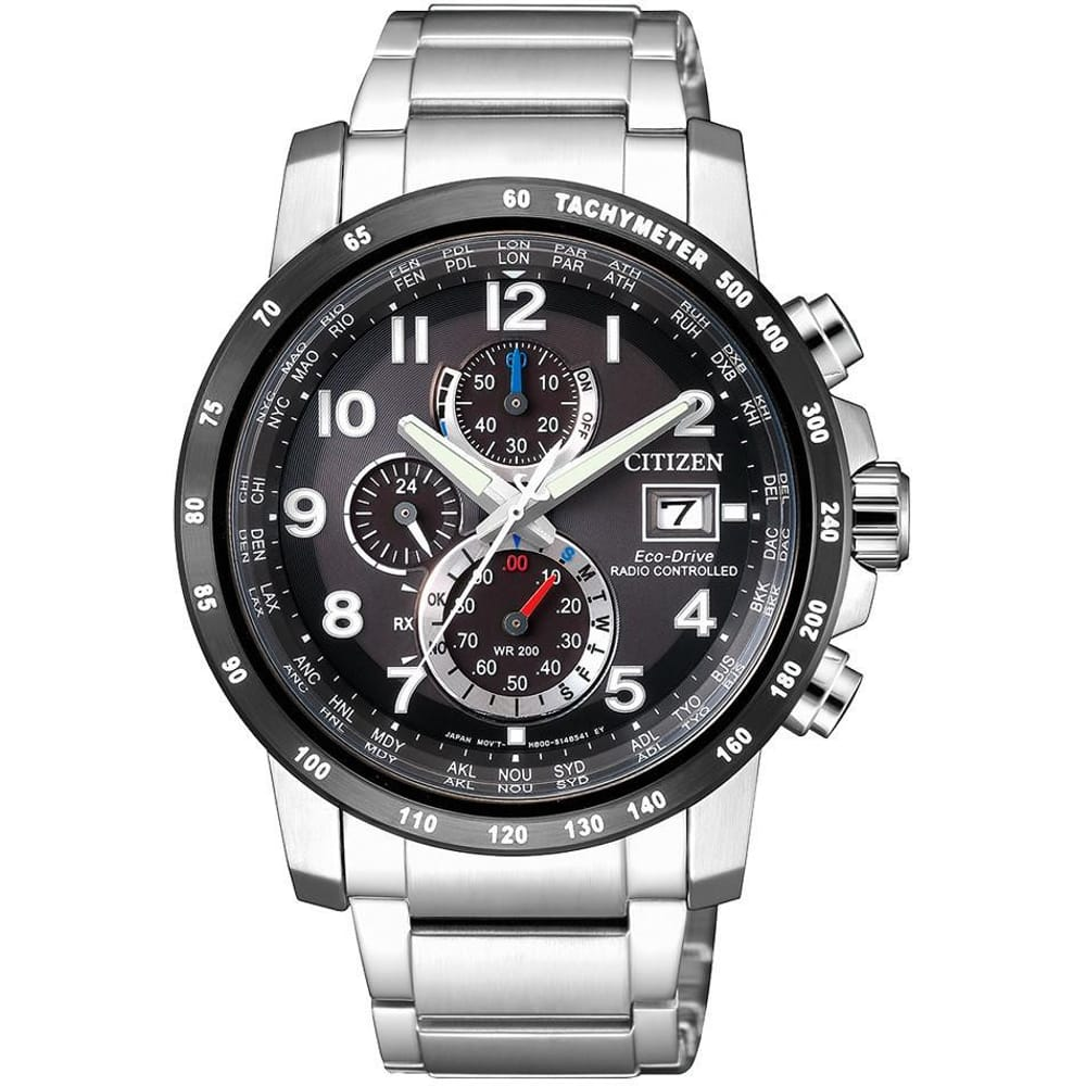 acquisto economico b15ed dc853 Orologio CITIZEN CITIZEN H804 RADIOCONTROLLATO - AT8124-83E