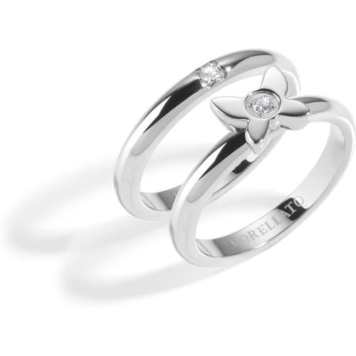 ANELLO MORELLATO LOVE RINGS - SNA36012