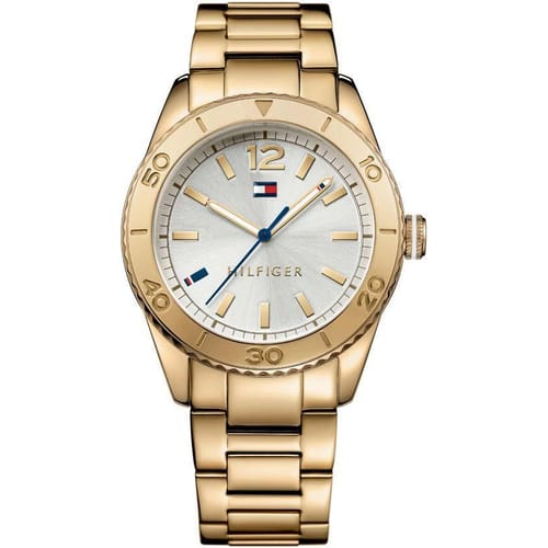 OROLOGIO TOMMY HILFIGER RITZ - TH-109-3-34-1848
