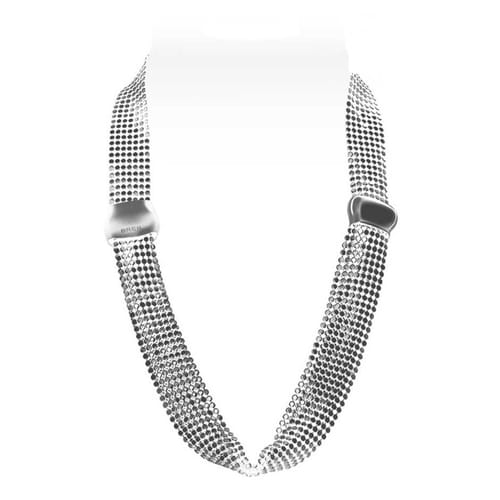 BREIL STEEL SILK NECKLACE - TJ1268