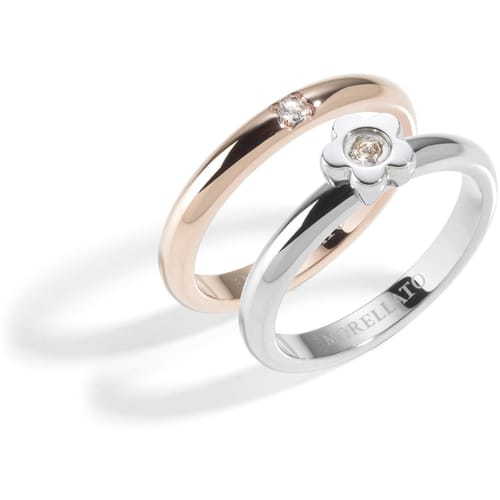 ANELLO MORELLATO LOVE RINGS - SNA33014