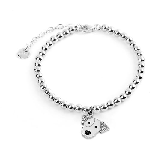 BRACCIALE JACK & CO PETS PARTY - JC.JCB1170