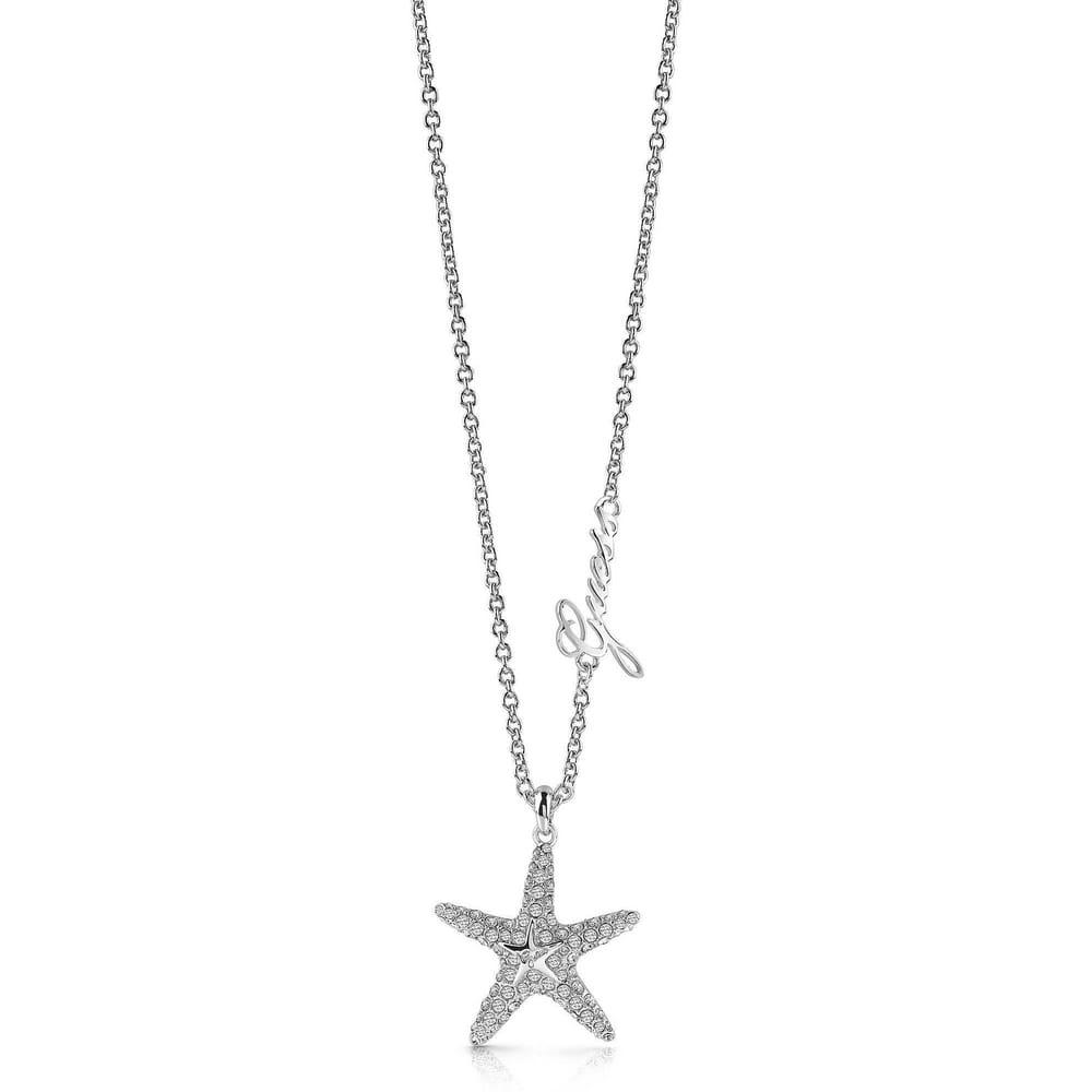 Guess Starfish Orecchini Silver Donna Argento Borse