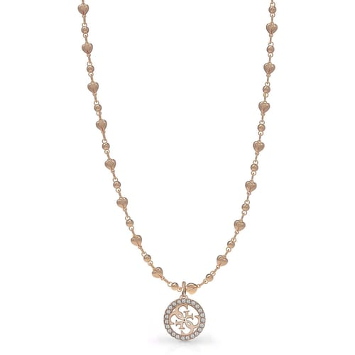 GUESS TROPICAL SUN NECKLACE - UBN78017