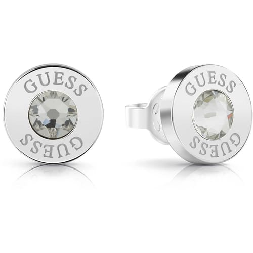 GUESS SHINY CRYSTALS EARRINGS - GU.UBE78094