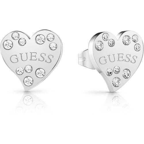 ORECCHINI GUESS HEART WARMING - GU.UBE78051