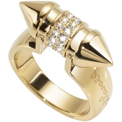 ANELLO JUST CAVALLI JUST PIN - SCAHF07014