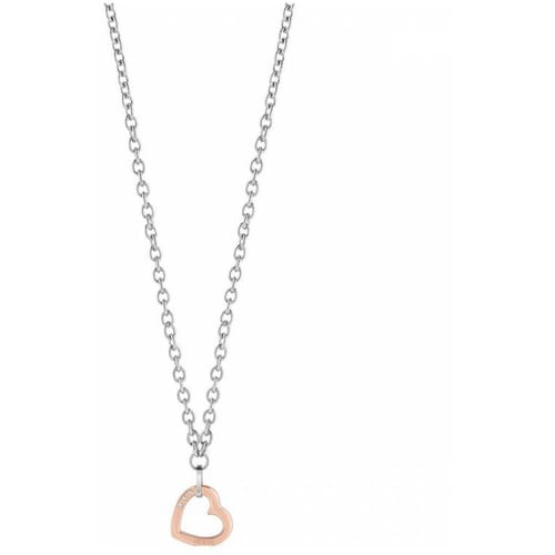 COLLANA GUESS HEARTED CHAIN - GU.UBN29073