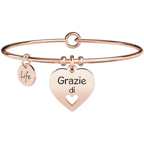 BRACCIALE KIDULT LOVE - KD.731635