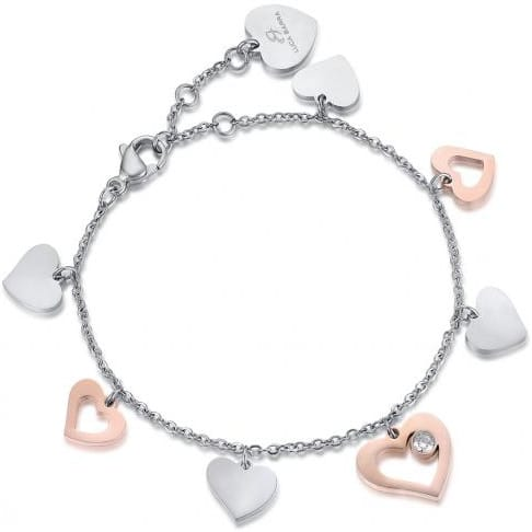 BRACCIALE LUCA BARRA LOVE IS - LU.BK1882