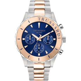TRUSSARDI T-LOGO WATCH - R2453143003
