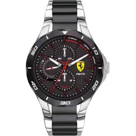 FERRARI PISTA WATCH - FER0830761