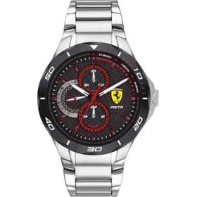 FERRARI PISTA WATCH - FER0830726