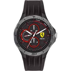 FERRARI PISTA WATCH - FER0830725