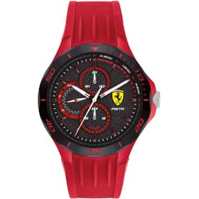 FERRARI PISTA WATCH - FER0830723