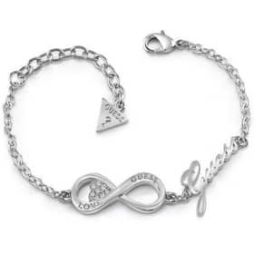 BRACELET GUESS ENDLESS LOVE - GU.UBB85065-S