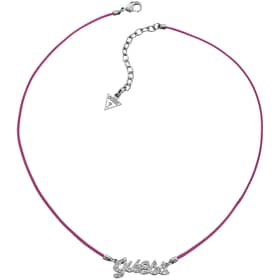 GUESS GUESS ID NECKLACE - UBN21205