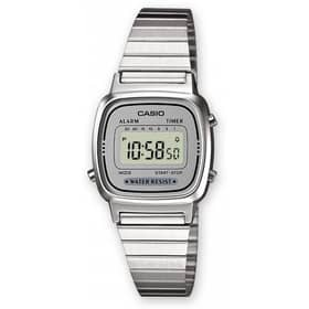 CASIO VINTAGE WATCH - LA670WEA-7EF