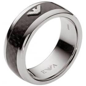 EMPORIO ARMANI SIGNATURE RING - EGS16020409