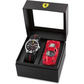 FERRARI PITLANE WATCH - FER0870043
