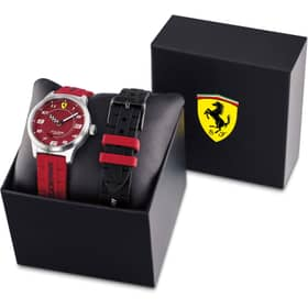 FERRARI PITLANE WATCH - FER0860016