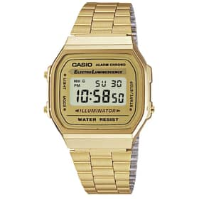CASIO VINTAGE WATCH - A168WG-9EF