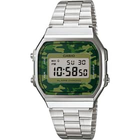 RELOJ CASIO VINTAGE - A168WEC-3EF