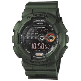 CASIO G-SHOCK WATCH - GD-100MS-3ER