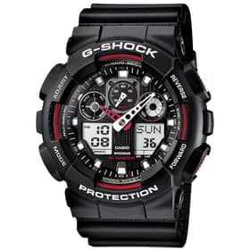 CASIO G-SHOCK WATCH - GA-100-1A4ER