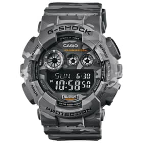 CASIO G-SHOCK WATCH - GD-120CM-8ER