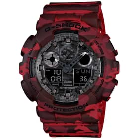 CASIO G-SHOCK WATCH - GA-100CM-4AER