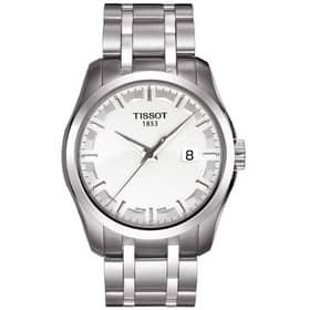 TISSOT COUTURIER WATCH - T0354101103100