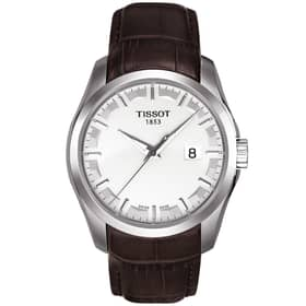 OROLOGIO TISSOT COUTURIER - T0354101603100