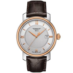TISSOT BRIDGEPORT WATCH - T0974102603800