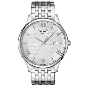 OROLOGIO TISSOT TRADITION - T0636101103800