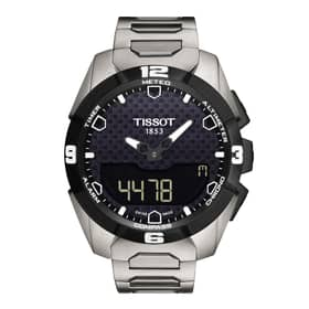 TISSOT T-TOUCH EXPERT SOLAR WATCH - T0914204405100