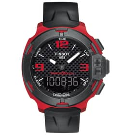 TISSOT T-RACE TOUCH WATCH - T0814209720700