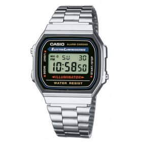 CASIO VINTAGE WATCH - A168WA-1YES