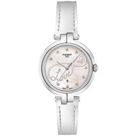 TISSOT FLAMINGO WATCH - T0942101611101