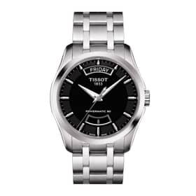 OROLOGIO TISSOT COUTURIER - T0354071105101