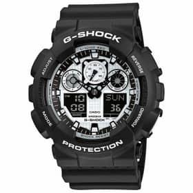 RELOJ CASIO G-SHOCK - GA-100BW-1AER