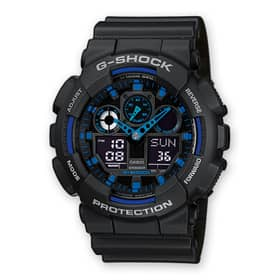 CASIO G-SHOCK WATCH - GA-100-1A2ER