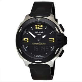 TISSOT T-RACE TOUCH WATCH - T0814201705700
