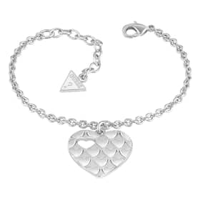 BRACELET GUESS HEART DEVOTION - UBB82060-S