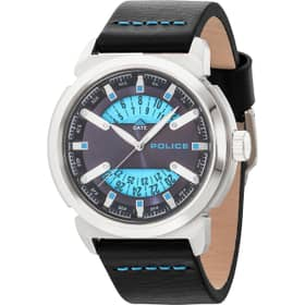 POLICE DATE WATCH - PL.14544JS/03